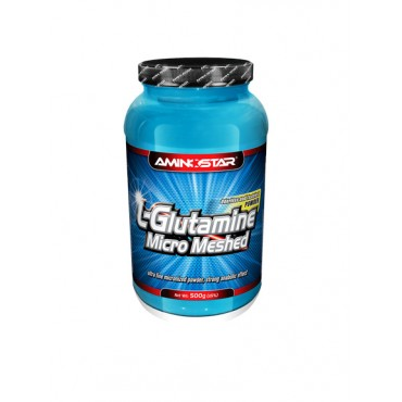 Aminostar L-Glutamine Powder
