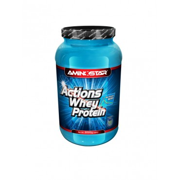 Aminostar Whey Protein Actions 65%