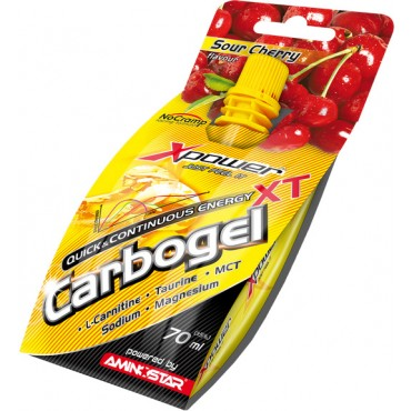 Aminostar Xpower Carbogel