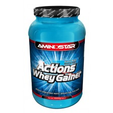Whey Gainer Actions - 7000g - Vanilla