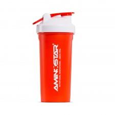 Aminostar Shaker velký - 600ml - Red