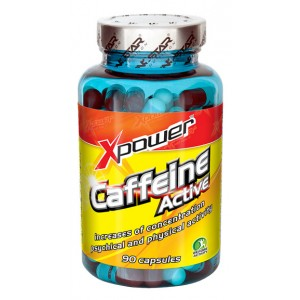 Aminostar Xpower Caffeine Active
